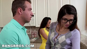 c700 com BANGBROS - Stepson bangs his GF Ava Taylor and Stepmom Lisa Ann &lparsmv13200&rpar