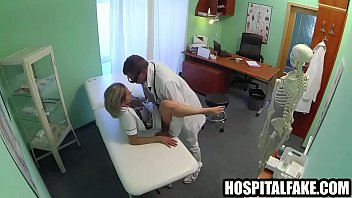 porno92 Blonde vixen gets licked and fucked by h nurse gets doctors full attention 720 4
