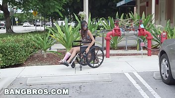 bubblekush7 BANGBROS - Petite Kimberly Costa in Wheelchair Gets Fucked &lparbb13600&rpar