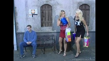 hentail dangerous-lives-of-blondes
