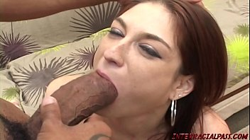 fuk com Redhead Mom pounded by super thick black cock