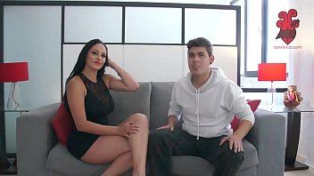 hentau Axxxteca Cuban hot wife is fucked by younger dude in front of her husband Cristal Caraballo Spiff