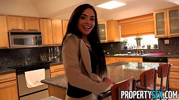 blacked com PropertySex - Client finds out hot Latina real estate agent is pornstar
