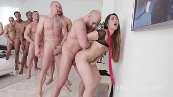 porenhub Asian Slut May Thai Gets Facialized in 10on1 Gangbang