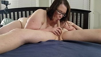 xlactating Bbw huge tit wife riding my dick and big creampie