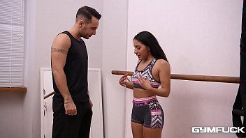 xnxxi Gym fuck & doggy bangarang makes Milf Liv Revamped climax multiple times
