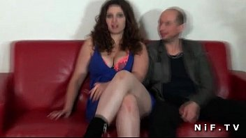 tsbronx Chubby french amateur brte hard fucked in front of her cuckhold husband