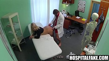 titanmen Hot blonde patient getting fucked by her doctornjury 720 4
