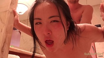 he Covers her face in CUM and KEEPS fucking her sukisukigirl wmaf couple