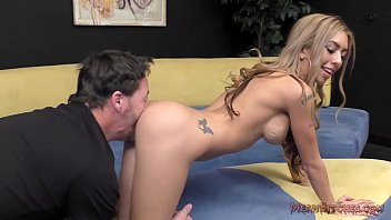 Kat Dior Turns Her Step Father into Her Slave