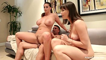 freesexdoor Hot Threesome Behind The Scenes