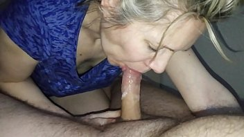 cuteherminie hanysy hot 43 year old milf is doing a blow job cum in mouth