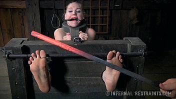 spizoo Foot Torment for a Pale Blonde