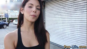 legendarylootz Latina teen spunked pov