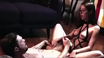 sexporno Girlfriend pegging her Hot and straight men