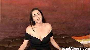 poenhub Shy whore Catlynn throat used at Face Fucking