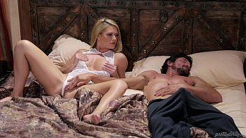 pornsland Blonde Babe and her Sleepwalker Step Dad - Abby Cross and Tommy Pistol