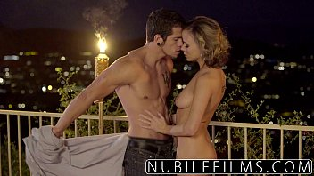 yporn NubileFilms - Outdoor romance leads to hot fuck