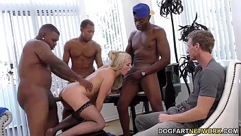 video9 com Summer Day Enjoys Anal Gangbang - Cuckold Sessions