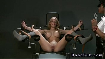 perversefamily Sluty blonde slave dominated by mistress