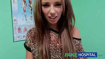 axxxteca FakeHospital Spying on hot young babe having special treatment