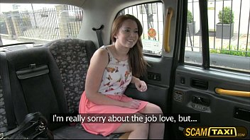 beryl18 Sexy Candi sucks and fucks in the backseat of the taxi with the pervy driver