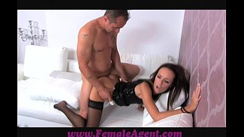 pubjp com FemaleAgent Cage fighter with pierced cock ribbed for pleasure