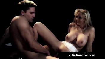 agedlove com Milf Queen Julia Ann Gets Anal Fucked On Stage