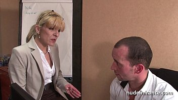 dirtygirls99 Amateur mature blonde anal fucked hard at office
