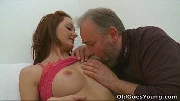 pinaypixie Old Goes Young - Elizaveta is obsessed with older men