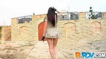 biqla Pure POV female police offer fucked on sight