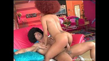pichunter com Afro Chick Fucked Hard By White Brother