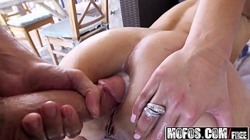 &lparAlana Luv&rpar - Blonde MILFs Anal Experiment - Lets Try Anal