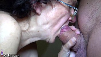 hqponer OldNanny Mom and Teen masturbating and sucking dick boyfriend