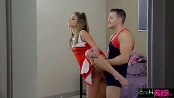 3movs Bratty Sis - BFF Catches StepBro Creaming His Sisters Pussy S6E8