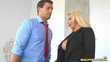 worldsex RealityKings - Big Tits Boss - Hyped And Horny