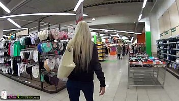MallCuties teen - teen blonde girlma teen girl fucks for buying clothes