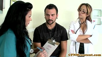 wwwxxxcon CFNM nurse Mason Moore gets some jizz