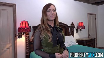 xxxxxx PropertySex - Real estate agent busted playing with herself