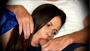 thehunsoverflow Mom forced to blowjob when sleeping on couch
