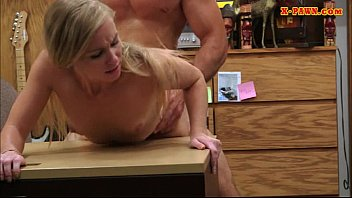 milfvr Lustful blonde bimbo sells herself for a fuck on taperself