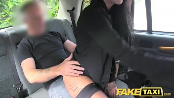 sexmassage Fake Taxi Brte club dancer works her magic for free ride