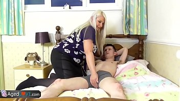 pornhub con AgedLovE Old Busty Blonde Grannies Lacey Hardcore