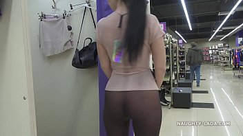 xviseo Shopping for transparent clothing