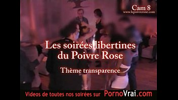 desimms com Spy cam at french private party Camera espion en soiree privee Part289