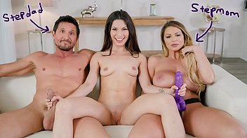 oldyoungporn FILTHY FAMILY - Gianna Gem Learns To Fuck With Her Step Parents Brooklyn Chase & Tommy Gunn