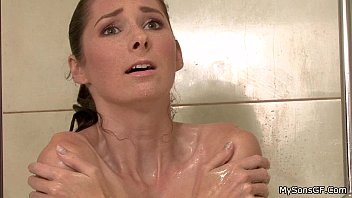 jav1080 She is tricked and seduced by old man