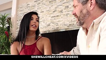 solazola SheWillCheat- Gina Valentina Fucks BBC While Husband Watches