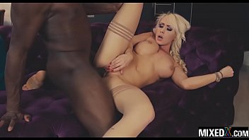 tub99 CHRISTINA THE GORGEOUS PETITE BLONDE ONLY HAS EYES FOR BBC