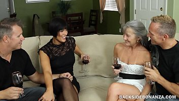 uplust BACKSIDE Couples Swap Orgy Party